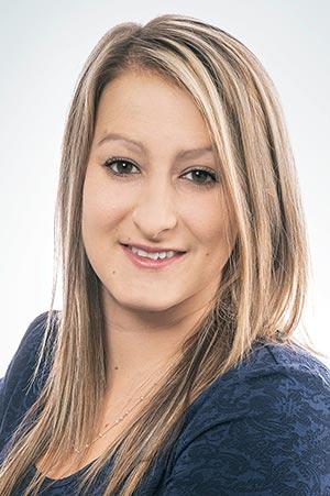 Bonnie Anne Roy adjointe administrative - Bonnie-Anne Roy